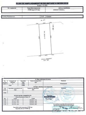 Teren intravilan Vama Veche cu certificat de urbanism P+4E la 200 m de plaja - imagine 3