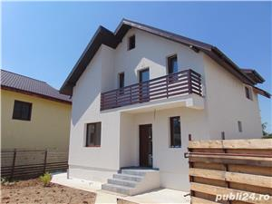 FARA COMISIOANE in Bacu la asfalt casa cu 4 camere 2 bai P+1+pod terasa camera tehnica finisaje  - imagine 1