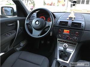BMW X3 inscris recent - imagine 9