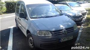 Vw Caddy 2007. 1,9 TDI - imagine 3