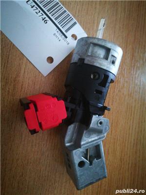 Contact cu cheie Renault kangoo si maater3 7701208408 - imagine 1
