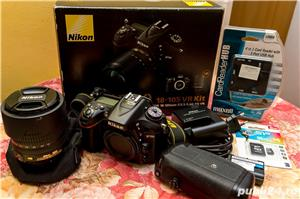 Kit Nikon D7100 + Nikon D18-105 + Grip nou - imagine 8