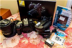 Kit Nikon D7100 + Nikon D18-105 + Grip nou - imagine 3