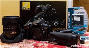 Kit Nikon D7100 + Nikon D18-105 + Grip nou - imagine 4