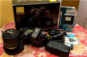 Kit Nikon D7100 + Nikon D18-105 + Grip nou - imagine 7