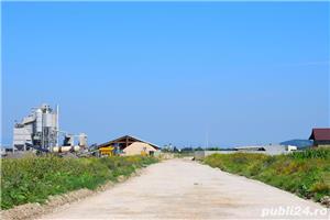Teren 5.600 mp, PUZ industrie, depozitare, servicii, Rampei. - imagine 1