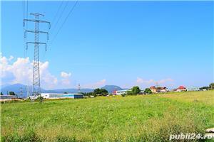 Teren 5.600 mp, PUZ industrie, depozitare, servicii, Rampei. - imagine 2