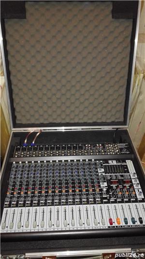 Vand mixer Powermixer Behringher PMP6000   CASE - imagine 2