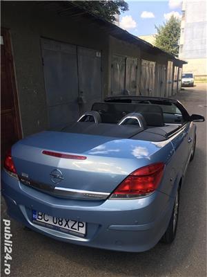 Opel Astra 1,6i klima cabrio - imagine 10