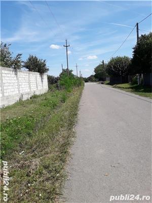 SUPEROCAZIE teren rezidential, utilitati, Fundeni Frunzanesti - imagine 4