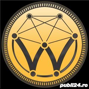Vand WebDollar crypto moneda 5.000 Webdollar - pret Excelent  - imagine 1