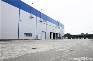 Spatiu industrial de inchiriat 420 m2 - 4.15 eur/m2 - imagine 2