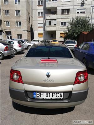 Renault Mégane Cabrio - imagine 3