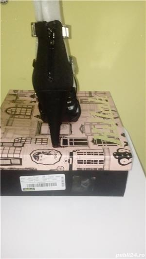 Sandale Killah by Miss Sixty noi in cutie,negre,38,originale - imagine 4