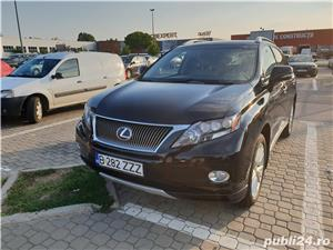 Lexus RX 450 - imagine 6