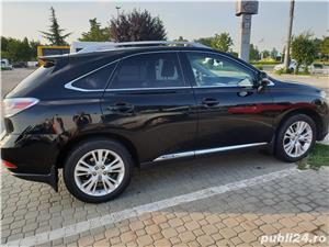 Lexus RX 450 - imagine 9