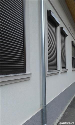 rulouri aluminiu de exterior, usi de garaj - imagine 1