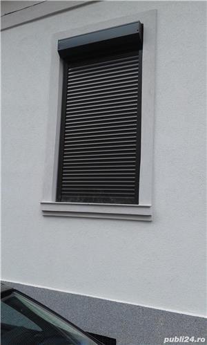 rulouri aluminiu de exterior, usi de garaj - imagine 3