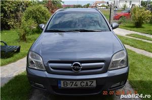 Opel Vectra C - imagine 9