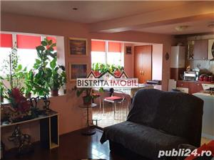 Apartament 3 camere, zona Han, decomandat, finisat, mobilat - imagine 3