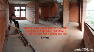 Comision 0! casa 4 camere cu teren 250 mp.  - imagine 3