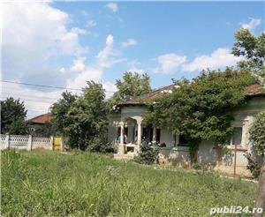 Vand casa si teren in comuna Smardioasa - imagine 3