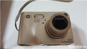 HP Photosmart R607 Aparat foto digital - imagine 2