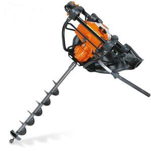 Inchiriere unelte/echipamente de constructii-gradinarit-Burghiu pentru pamant - imagine 1