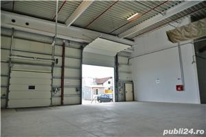 Spatiu industrial de inchiriat 1500 m2 - 4 Eur/m2 - imagine 6