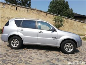 Ssangyong Rexton 4x4 SUV off road  - imagine 14