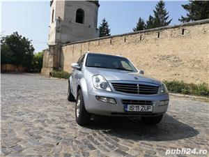 Ssangyong Rexton 4x4 SUV off road  - imagine 20