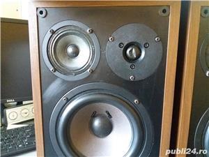 Boxe Arcus TS 15 3 cai 4 ohmi, 60w/90W, bass reflex tip labirint difuzor bass de 18 cm  - imagine 5