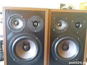 Boxe Arcus TS 15 3 cai 4 ohmi, 60w/90W, bass reflex tip labirint difuzor bass de 18 cm  - imagine 6