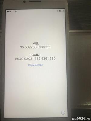 Iphone 7 Gold 32 gb blocat in cont - imagine 5