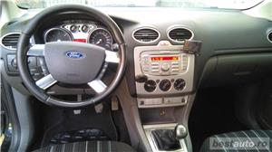 Ford Focus 1.6 tdci fabric.2009 unic proprietar  - imagine 4