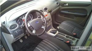 Ford Focus 1.6 tdci fabric.2009 unic proprietar  - imagine 2