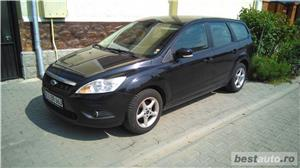 Ford Focus 1.6 tdci fabric.2009 unic proprietar  - imagine 10