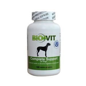 Biovit Supliment Nutritiv Articulatii Caini 60 tb - imagine 1