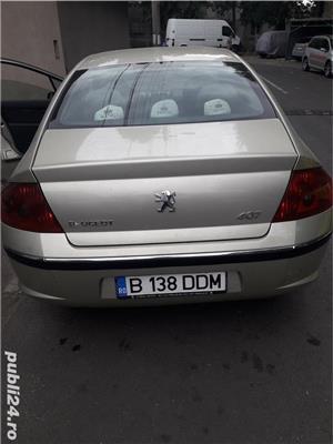 Peugeot 407 - imagine 5