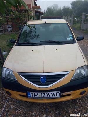 Dacia logan  vand / schimb - imagine 1