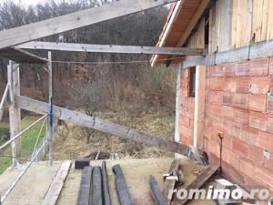 Casa, Zona Drumul Budacului , 600 mp teren,terasa. - imagine 8