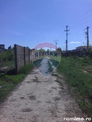 Teren de 5,000 mp Oradea - Zona Industriala Borsului - imagine 3