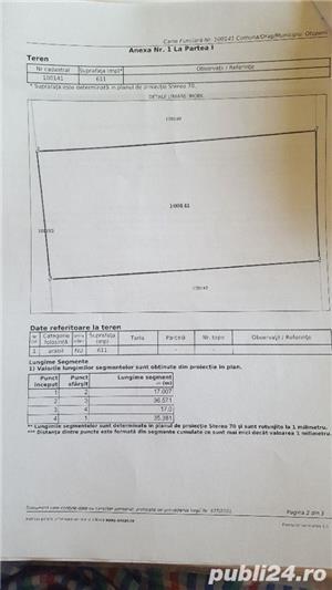 Otopeni, str. Nicolae Grigorescu nr. 14 /2 loturi teren intravilan 591mp/611mp - imagine 6
