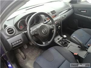 Mazda 3 din 2006 1,6 benzina Inmatriculata - imagine 10
