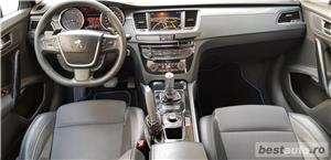 Peugeot 508  LIMUSINE LUXE-FRANTA, 2013,Consum 5%,FULL - imagine 5