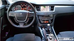 Peugeot 508  LIMUSINE LUXE-FRANTA, 2013,Consum 5%,FULL - imagine 7