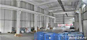 Spatiu industrial de inchiriat 1.300 m2 - 3.25 eur/m2 - imagine 2
