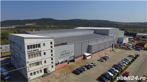 Spatiu industrial de inchiriat 1.300 m2 - 3.25 eur/m2 - imagine 6