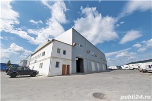 Spatiu industrial de inchiriat 1.300 m2 - 3.25 eur/m2 - imagine 4