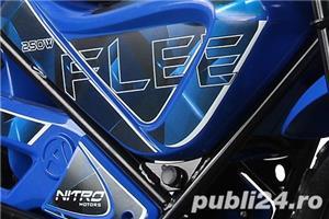 Altele Motocicleta electrica pentru copii NITRO ECO Flee 250W  - imagine 5
